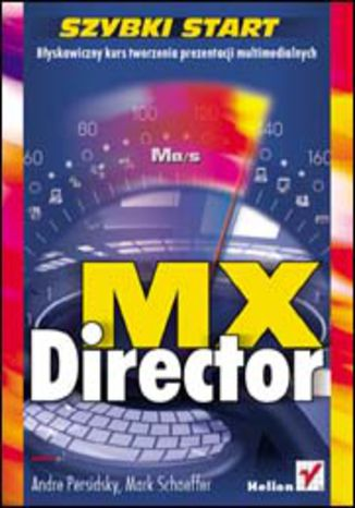 Okładka książki Director MX. Szybki start