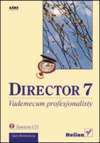 Okładka książki Macromedia Director 7. Vademecum Profesjonalisty