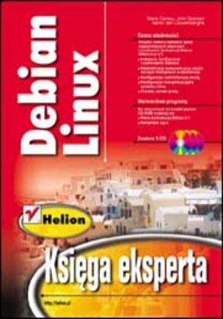 Okładka książki/ebooka Debian Linux. Księga eksperta