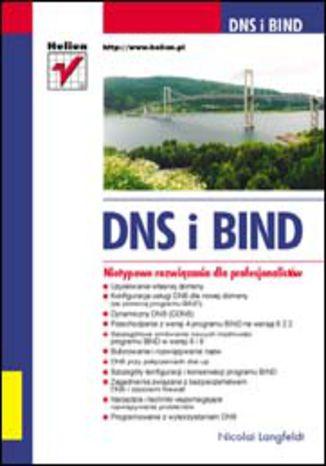 Okładka książki/ebooka DNS i BIND