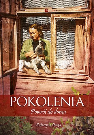 Okładka książki/ebooka Pokolenia. Powrót do domu