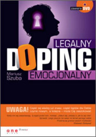 Okładka książki/ebooka Legalny doping emocjonalny