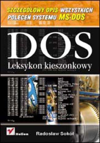 Okładka książki DOS. Leksykon kieszonkowy