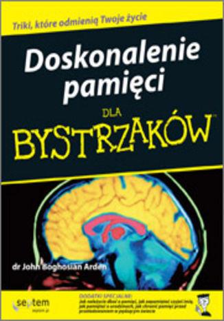 Okładka książki Doskonalenie pamięci dla bystrzaków