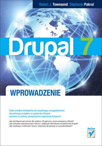 Okładka książki/ebooka Drupal 7. Wprowadzenie