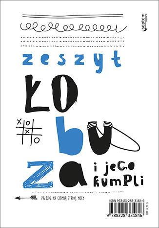 Okładka książki Zeszyt łobuza i jego kumpli