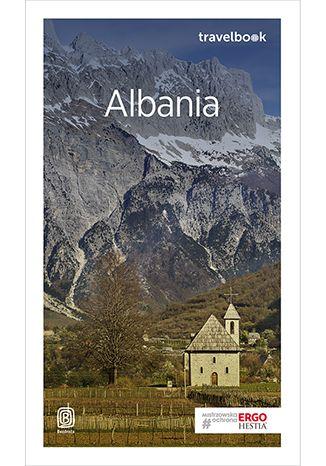 Okładka książki/ebooka Albania. Travelbook. Wydanie 1