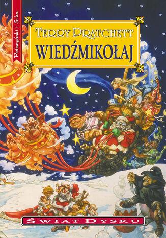 Okładka książki/ebooka Świat Dysku. Wiedźmikołaj