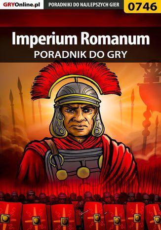 Okładka książki/ebooka Imperium Romanum - poradnik do gry