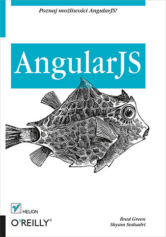 Okładka książki AngularJS