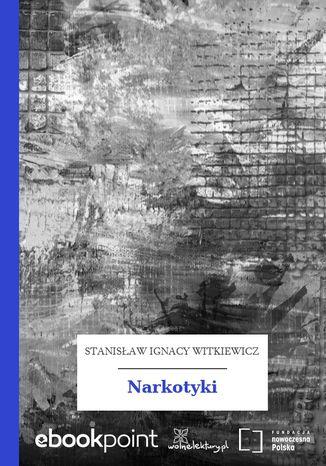 Okładka książki/ebooka Narkotyki