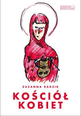Okładka książki/ebooka Kościół kobiet