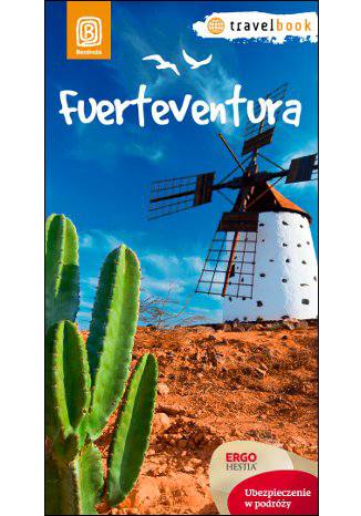 Okładka książki/ebooka Fuerteventura.Travelbook. Wydanie 1