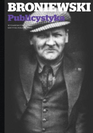 Okładka książki/ebooka Publicystyka