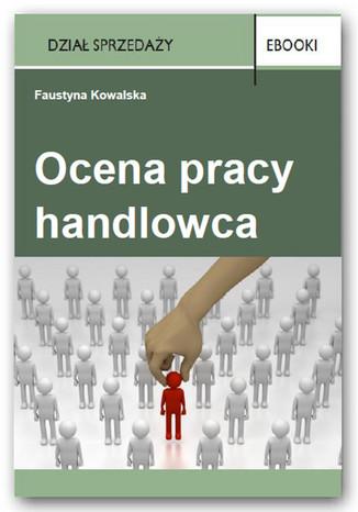 Okładka książki/ebooka Ocena pracy handlowca