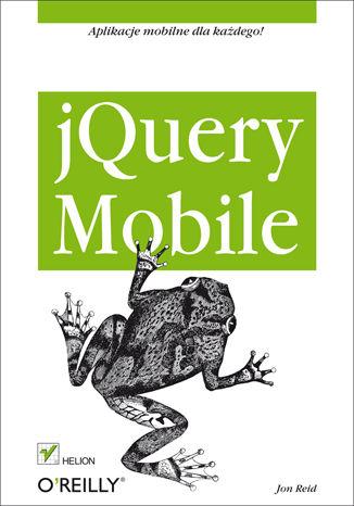 Okładka książki/ebooka jQuery Mobile