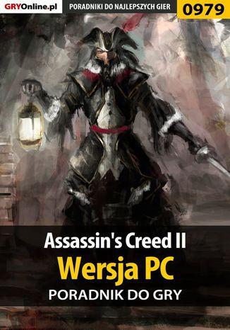 Okładka książki/ebooka Assassin's Creed II - PC - poradnik do gry