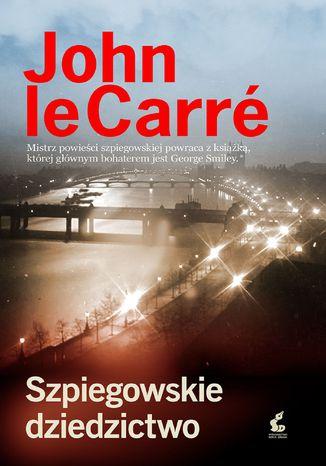 Okładka książki/ebooka Szpiegowskie dziedzictwo