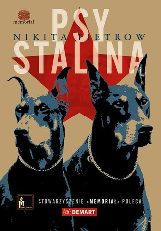 Okładka książki/ebooka Psy Stalina