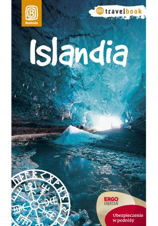 Okładka książki/ebooka Islandia. Travelbook. Wydanie 1