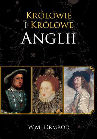 Okładka książki/ebooka Królowie i królowe anglii
