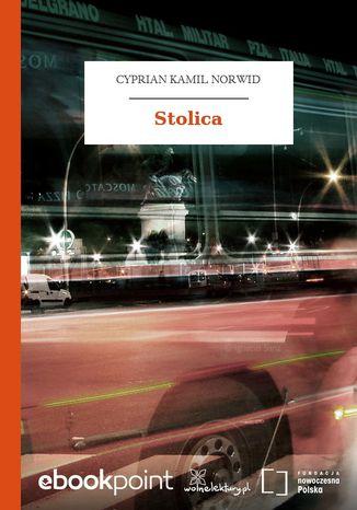 Okładka książki/ebooka Stolica
