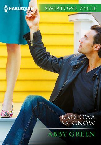 Okładka książki/ebooka Królowa salonów