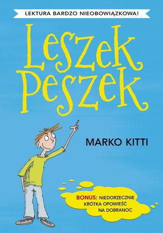 Okładka książki/ebooka Leszek Peszek