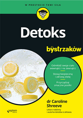 Okładka książki/ebooka Detoks dla bystrzaków