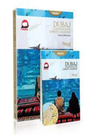 Okładka książki/ebooka Dubaj i Emiraty Arabskie