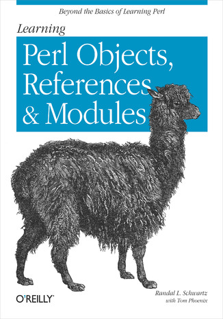 Okładka książki/ebooka Learning Perl Objects, References, and Modules