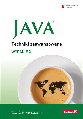 Okładka książki/ebooka Java. Techniki zaawansowane. Wydanie XI