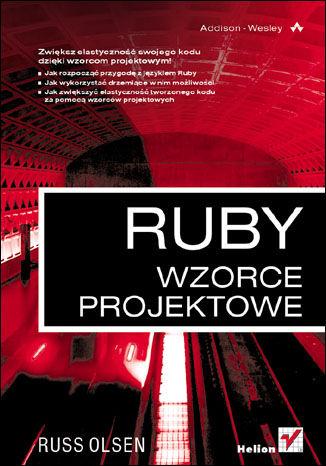 Okładka książki/ebooka Ruby. Wzorce projektowe
