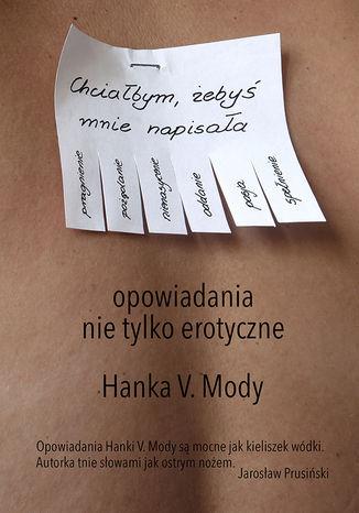 Okładka książki/ebooka Chciałbym, żebyś mnie napisała