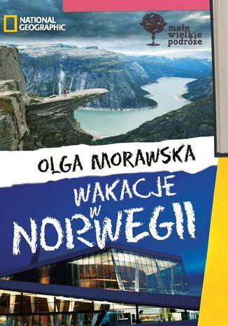 Okładka książki/ebooka Wakacje w Norwegii
