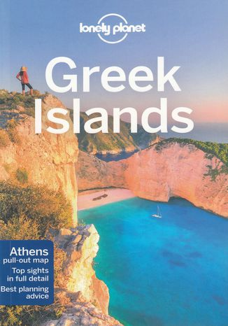 Okładka książki/ebooka Greek Islands