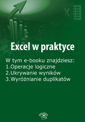 Okładka książki/ebooka Excel w praktyce, wydanie luty 2016 r