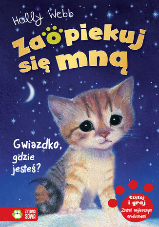 Okładka książki/ebooka Gwiazdko, gdzie jesteś?