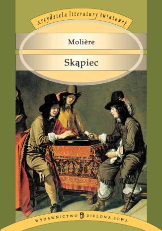 Okładka książki/ebooka Skąpiec
