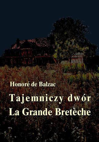 Okładka książki/ebooka Tajemniczy dwór. La Grande Breteche