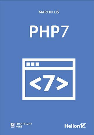 Okładka książki/ebooka PHP7. Praktyczny kurs