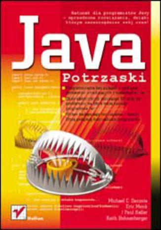 Okładka książki/ebooka Java. Potrzaski
