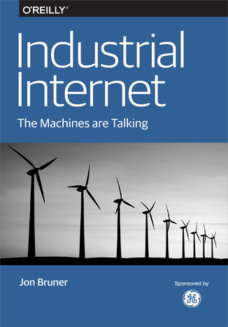 Okładka książki/ebooka Industrial Internet