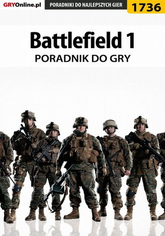 Okładka książki/ebooka Battlefield 1 - poradnik do gry