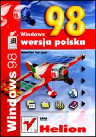 Okładka książki/ebooka Windows 98 PL