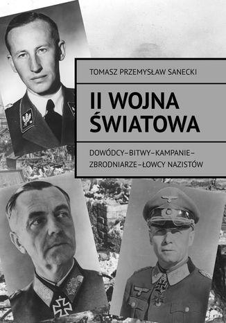 Okładka książki/ebooka II wojna światowa