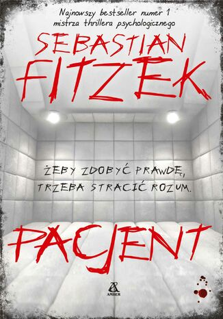 Okładka książki/ebooka Pacjent