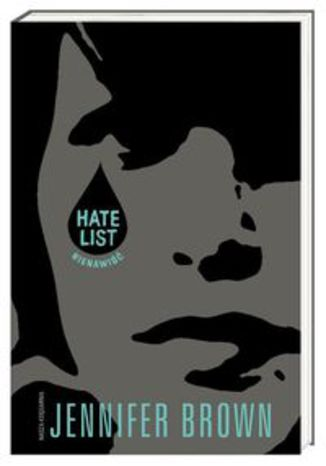 Okładka książki/ebooka Hate list Nienawiść