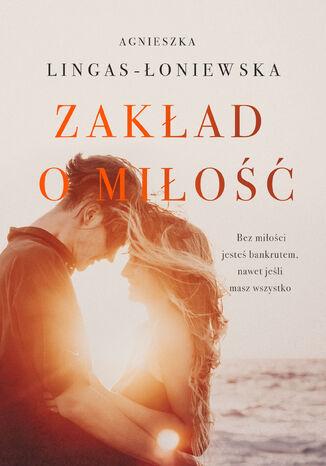 Okładka książki/ebooka Zakład o miłość
