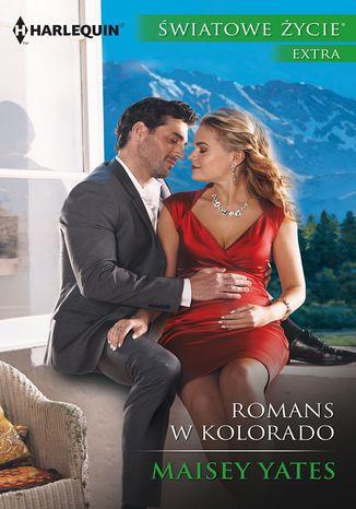Okładka książki/ebooka Romans w Kolorado